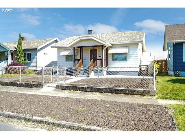 6921 N Leonard St, Portland, OR 97203 (MLS #21554954) :: Premiere Property Group LLC