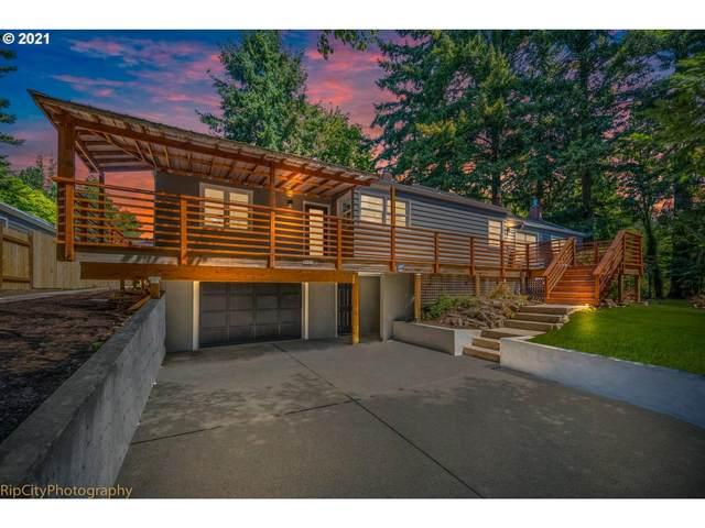 3003 SW Flower Ter, Portland, OR 97239 (MLS #21555045) :: Stellar Realty Northwest