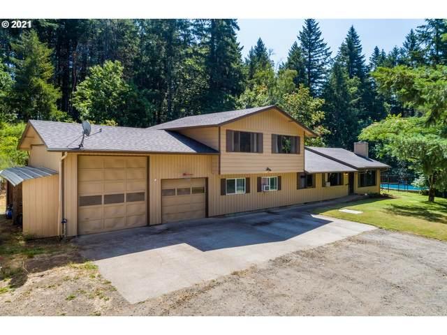 24709 Demming Ridge Rd, Elmira, OR 97437 (MLS #21555610) :: The Haas Real Estate Team