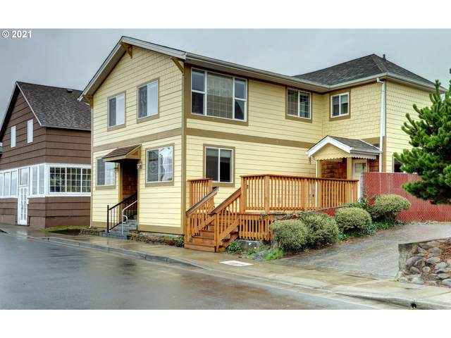 234 12th Ave, Seaside, OR 97138 (MLS #21555622) :: The Pacific Group