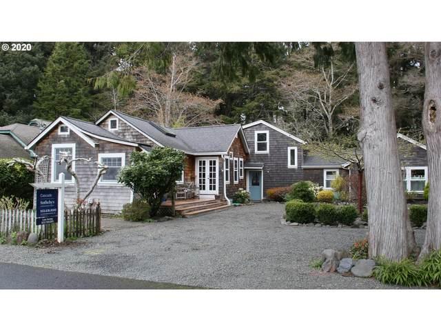 340 E Monroe St, Cannon Beach, OR 97110 (MLS #21555946) :: Duncan Real Estate Group