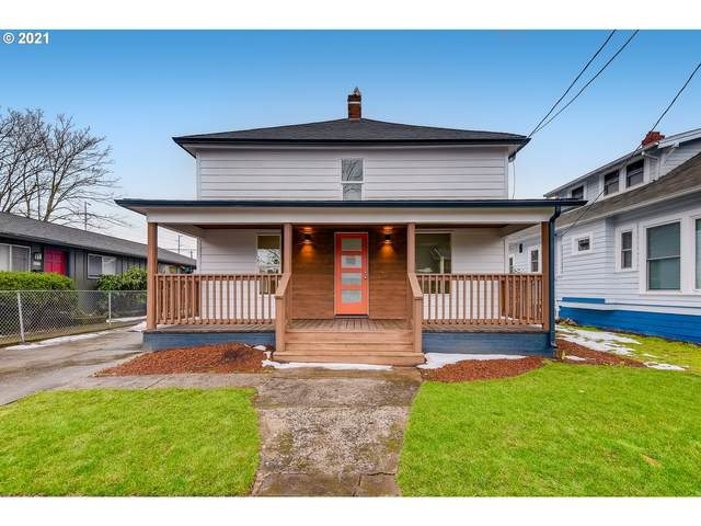 4409 SE 64TH Ave, Portland, OR 97206 (MLS #21556065) :: Fox Real Estate Group
