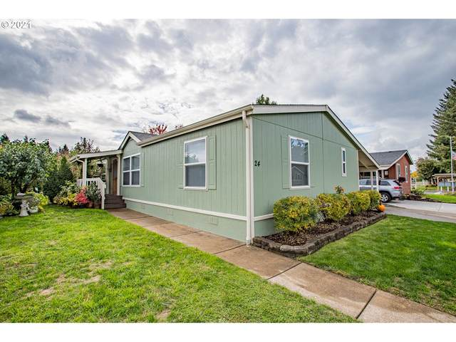310 Pitney Ln Space 24, Junction City, OR 97448 (MLS #21556085) :: The Liu Group