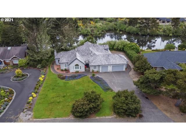 88772 Blue Heron Rd, Gearhart, OR 97138 (MLS #21556269) :: McKillion Real Estate Group