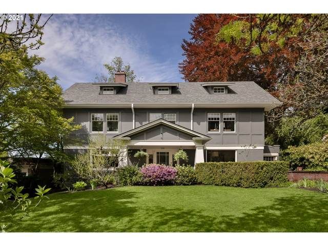 1245 SE 55TH Ave, Portland, OR 97215 (MLS #21556331) :: RE/MAX Integrity