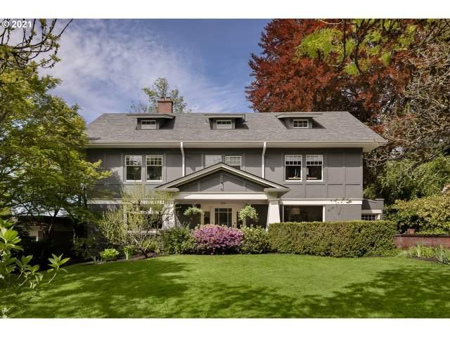 1245 SE 55TH Ave, Portland, OR 97215 (MLS #21556331) :: Duncan Real Estate Group