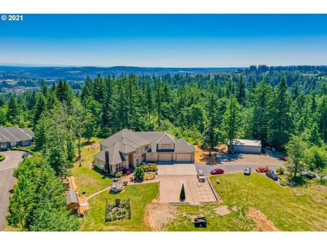 10484 SE Vradenburg Rd, Happy Valley, OR 97086 (MLS #21556543) :: Townsend Jarvis Group Real Estate