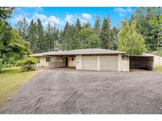 28730 Ridgeway Rd, Sweet Home, OR 97386 (MLS #21556638) :: Fox Real Estate Group