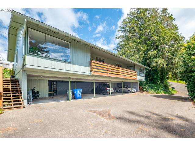 611 Crestview Dr, Reedsport, OR 97467 (MLS #21556996) :: Premiere Property Group LLC