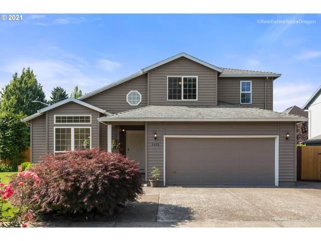 6686 SE Wrenfield St, Hillsboro, OR 97123 (MLS #21557440) :: Brantley Christianson Real Estate