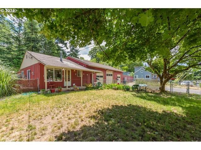 7004 SE Overland St, Milwaukie, OR 97222 (MLS #21557491) :: Lux Properties