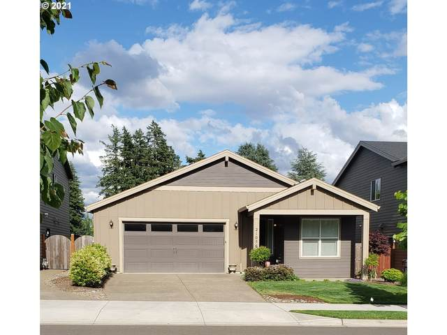 21056 SW Copper Ter, Sherwood, OR 97140 (MLS #21557746) :: Fox Real Estate Group
