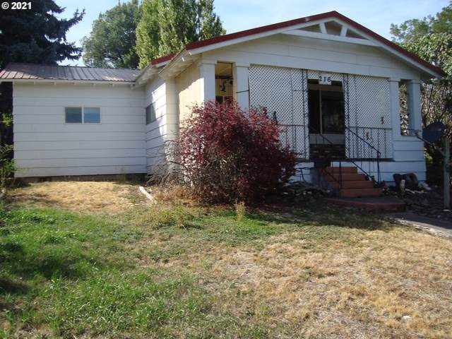 216 S Water St, Weston, OR 97886 (MLS #21557849) :: Fox Real Estate Group