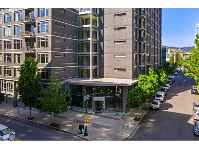 1255 NW 9TH Ave #506, Portland, OR 97209 (MLS #21557866) :: Cano Real Estate