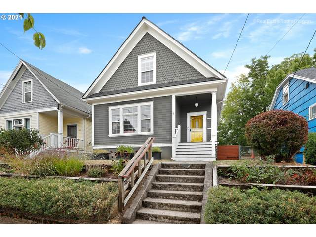 4122 N Borthwick Ave, Portland, OR 97217 (MLS #21558304) :: Real Tour Property Group