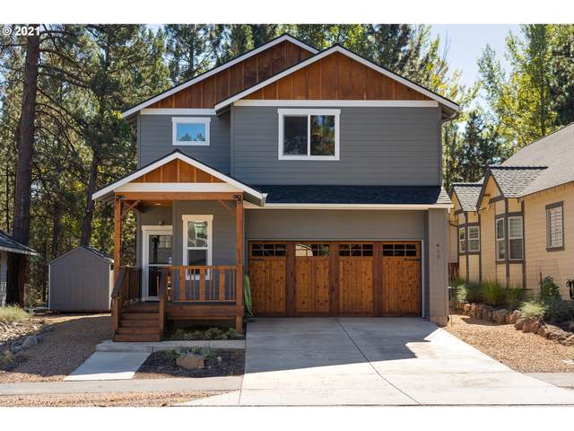 410 S Timber Creek Dr, Sisters, OR 97759 (MLS #21558462) :: Change Realty