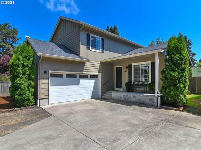 1367 Lake Dr, Eugene, OR 97404 (MLS #21558540) :: Song Real Estate