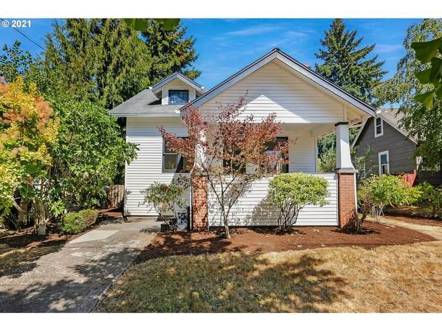 6126 NE 24TH Ave, Portland, OR 97211 (MLS #21558716) :: Cano Real Estate