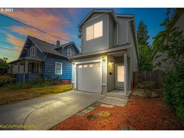 1104 N Watts St, Portland, OR 97217 (MLS #21558784) :: Oregon Farm & Home Brokers