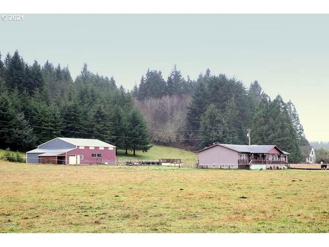 315 Miller Rd, Siletz, OR 97380 (MLS #21558923) :: Cano Real Estate