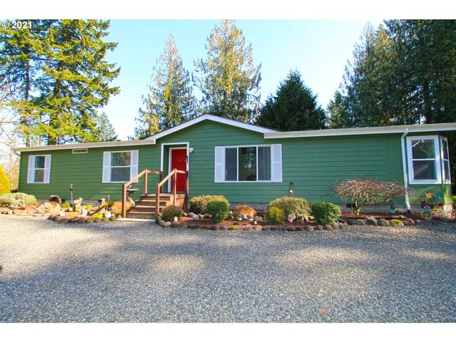 17508 S Palmer Rd, Oregon City, OR 97045 (MLS #21559116) :: Coho Realty