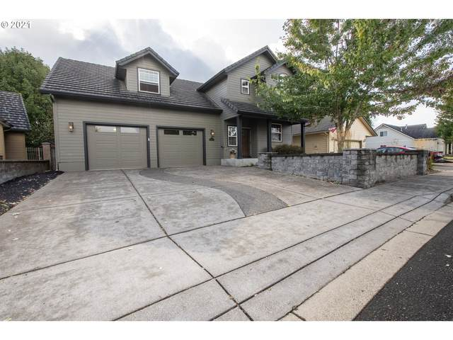 274 Pebble Beach, Creswell, OR 97426 (MLS #21559137) :: The Haas Real Estate Team