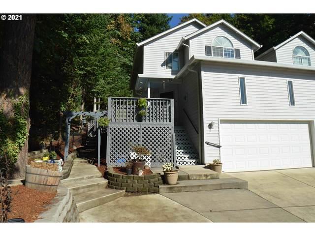 405 NE Wedgewood Ct, Camas, WA 98607 (MLS #21559242) :: Brantley Christianson Real Estate