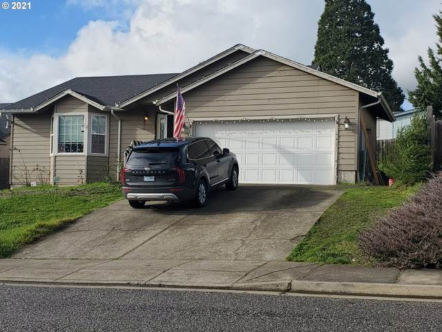 380 Sunnyside Dr, Winston, OR 97496 (MLS #21559422) :: Beach Loop Realty