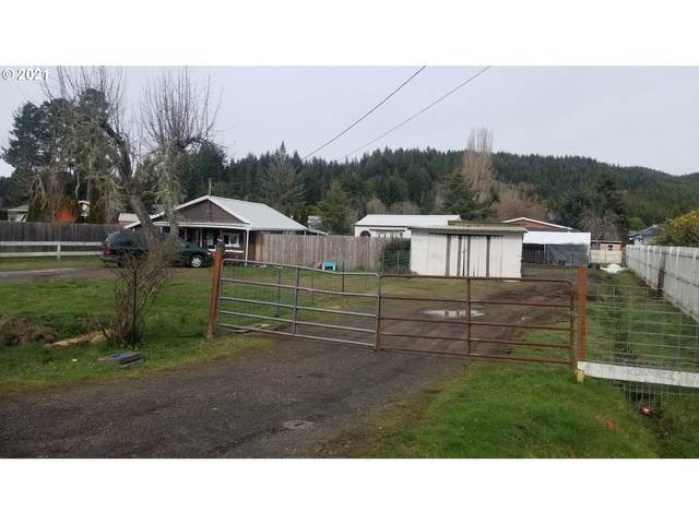 1520 Bowron Rd, Lakeside, OR 97449 (MLS #21559530) :: Fox Real Estate Group