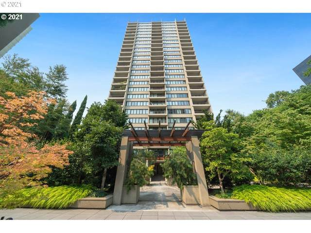 255 SW Harrison St 4A, Portland, OR 97201 (MLS #21559546) :: The Pacific Group