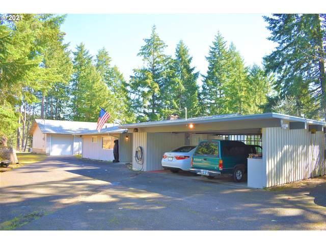 509 Bennett Creek Rd, Cottage Grove, OR 97424 (MLS #21559581) :: Stellar Realty Northwest
