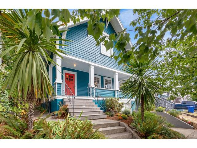 4004 SE 26TH Ave, Portland, OR 97202 (MLS #21559647) :: Coho Realty