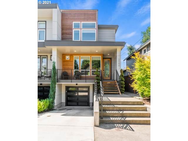 3544 SE Taylor St SE, Portland, OR 97214 (MLS #21559712) :: Holdhusen Real Estate Group