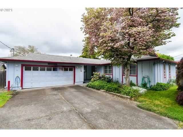 2264 Ohio St, Eugene, OR 97402 (MLS #21559786) :: Song Real Estate