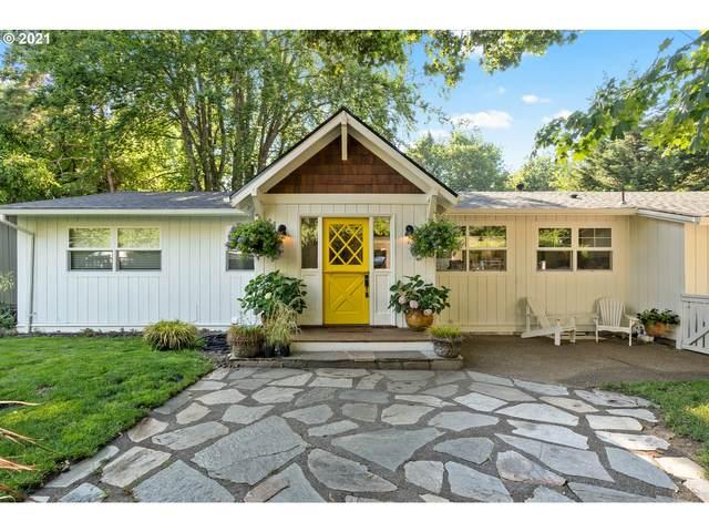 14071 Sundeleaf Dr, Lake Oswego, OR 97034 (MLS #21559934) :: Premiere Property Group LLC