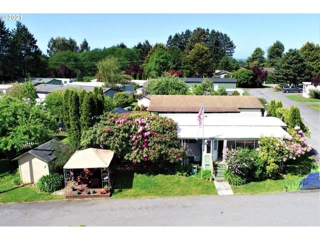 16131 W Hoffeldt Ln #16, Brookings, OR 97415 (MLS #21560834) :: Fox Real Estate Group