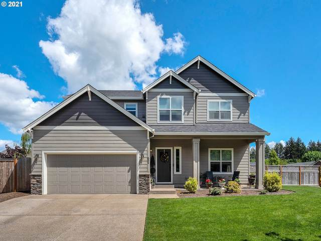 592 NE Jade St, Mcminnville, OR 97128 (MLS #21560862) :: Brantley Christianson Real Estate