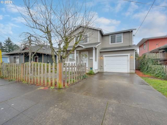 4914 SE Rhone St, Portland, OR 97206 (MLS #21560980) :: Lux Properties