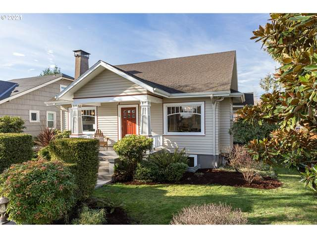 3835 N Massachusetts Ave, Portland, OR 97227 (MLS #21561090) :: Song Real Estate