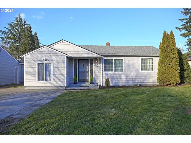 8527 SE Cornwell Ave, Happy Valley, OR 97086 (MLS #21561342) :: Cano Real Estate