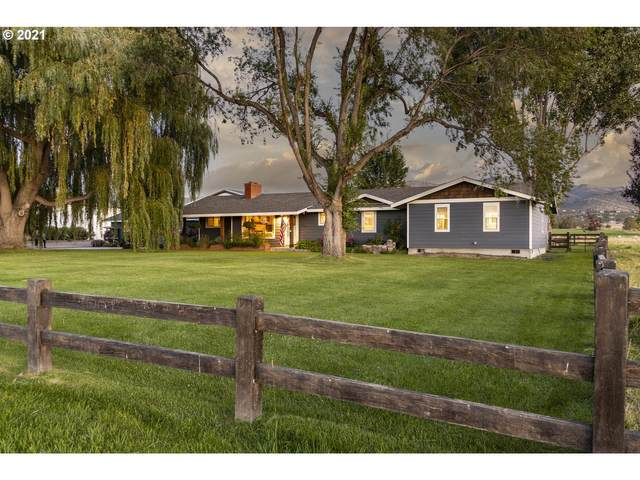 11288 SW Hwy 126, Powell Butte, OR 97753 (MLS #21561407) :: Oregon Farm & Home Brokers