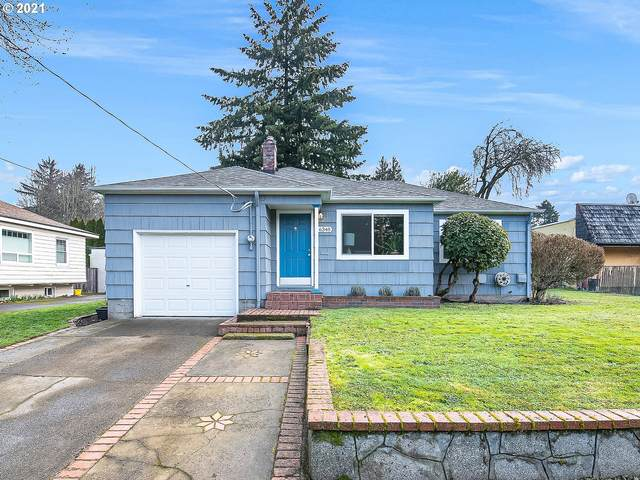 6348 NE 33RD Ave, Portland, OR 97211 (MLS #21561648) :: Cano Real Estate