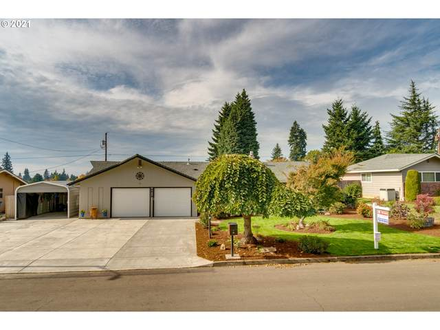 8618 NE 35TH Ave, Vancouver, WA 98665 (MLS #21562021) :: Townsend Jarvis Group Real Estate