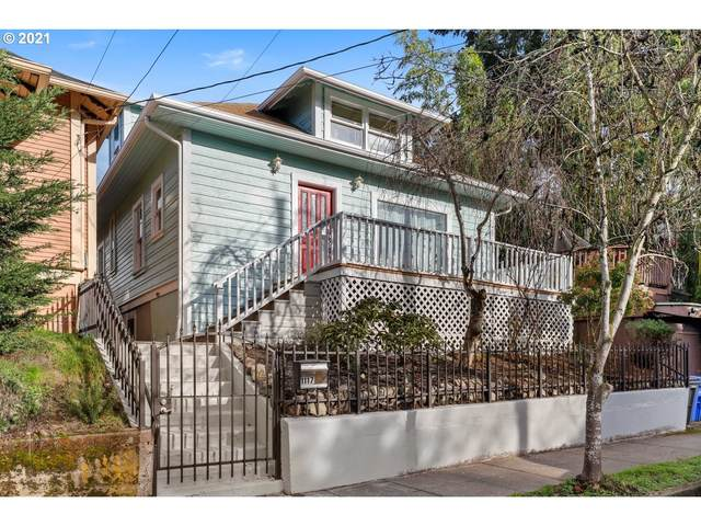 1117 NE Skidmore St, Portland, OR 97211 (MLS #21562049) :: Cano Real Estate