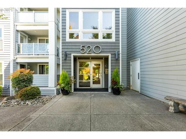 520 SE Columbia River Dr #420, Vancouver, WA 98661 (MLS #21562193) :: Coho Realty