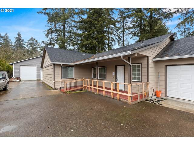1809 SE Brookwood Ave, Hillsboro, OR 97123 (MLS #21562391) :: Townsend Jarvis Group Real Estate