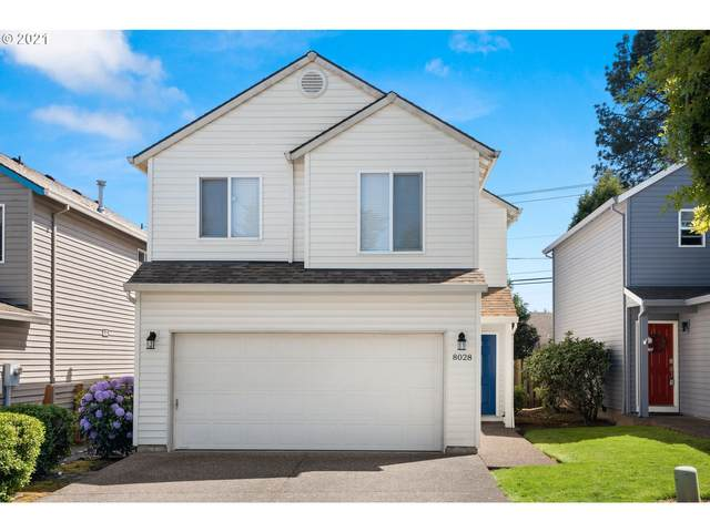 8028 SW Carol Ann Ct, Tigard, OR 97224 (MLS #21562470) :: Change Realty