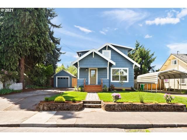 5412 SE Holgate Blvd, Portland, OR 97206 (MLS #21562597) :: Premiere Property Group LLC
