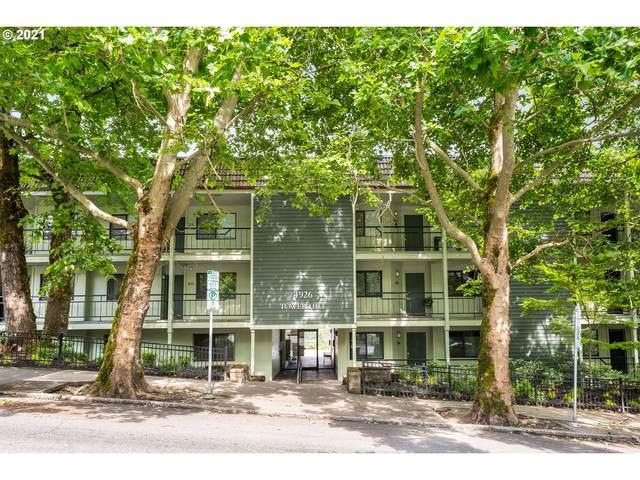 4926 SW Corbett Ave #202, Portland, OR 97239 (MLS #21562647) :: Real Estate by Wesley