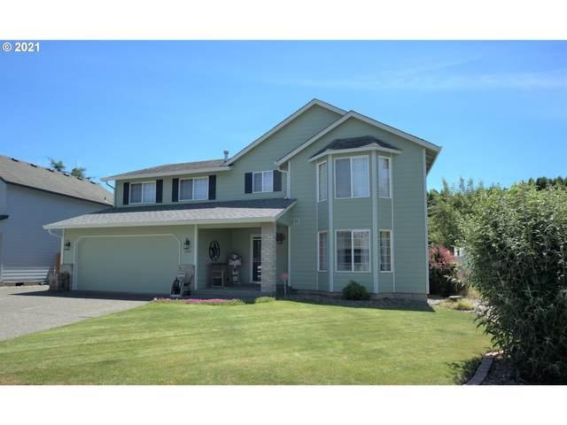 17207 NE 26TH Way, Vancouver, WA 98684 (MLS #21562738) :: Brantley Christianson Real Estate